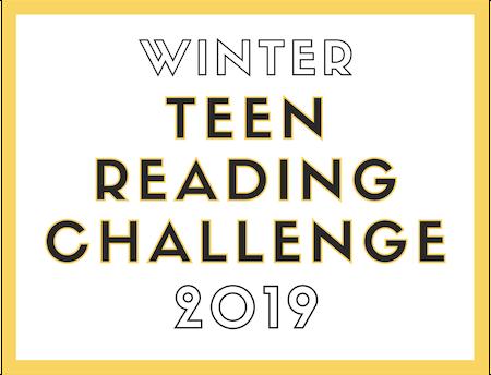 Teen reading challenge 2019 logo d2edf3d6