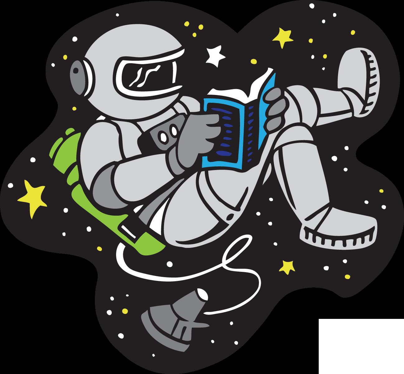 Astronaut book color cbda4410