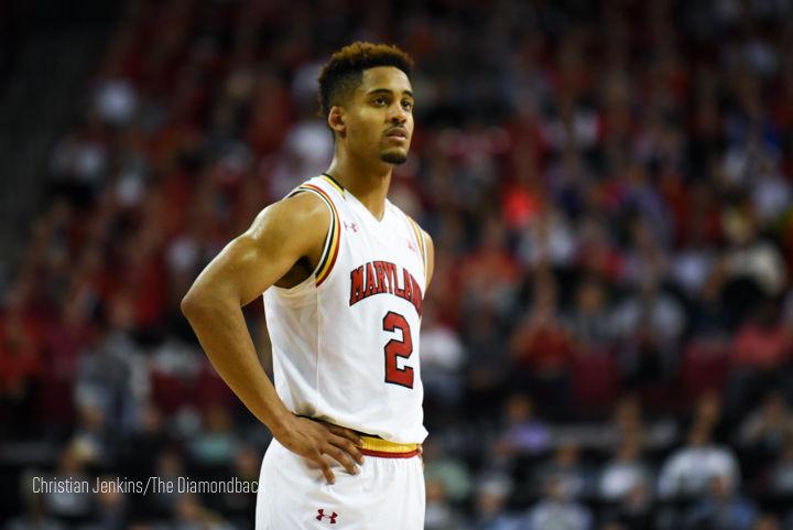 Melo Trimble is no longer in Draft Express's 2016 NBA mock draft