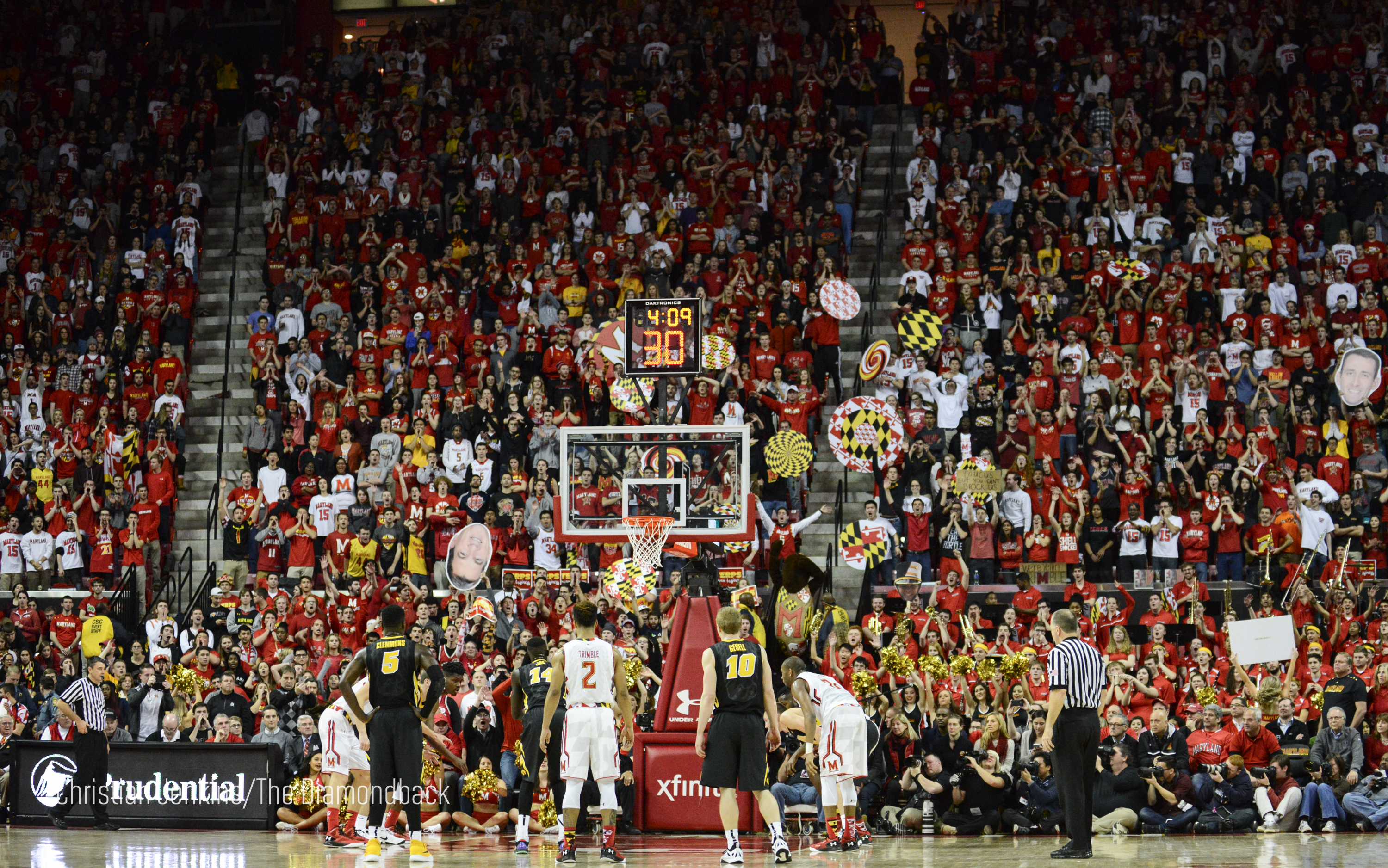 Maryland basketball student section traditions: what ...