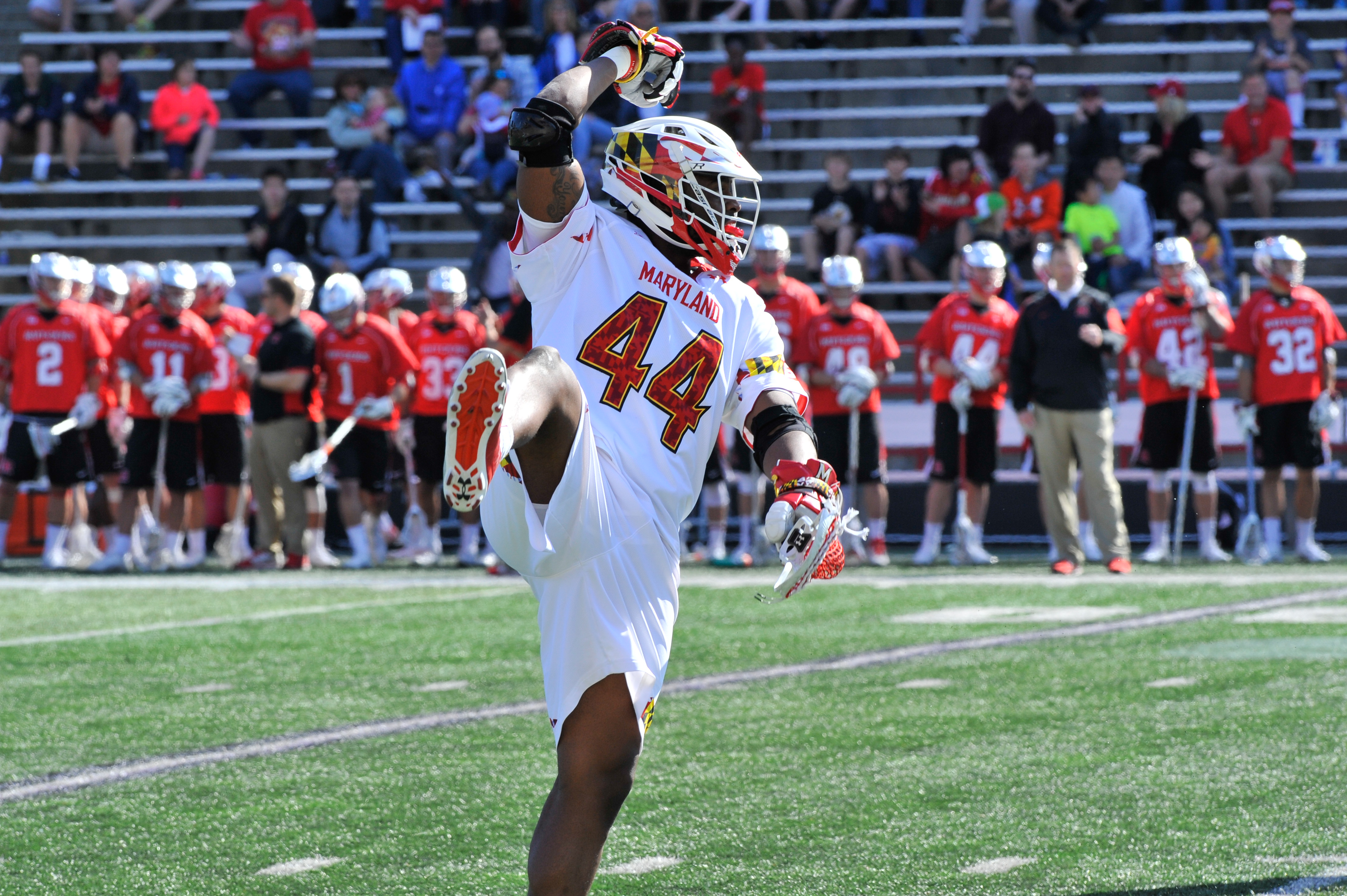 Former Maryland men's lacrosse players start Major League Lacrosse careers