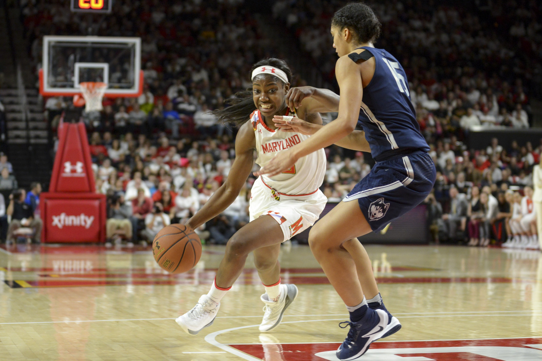 Uconn Maryland Women'S Basketball