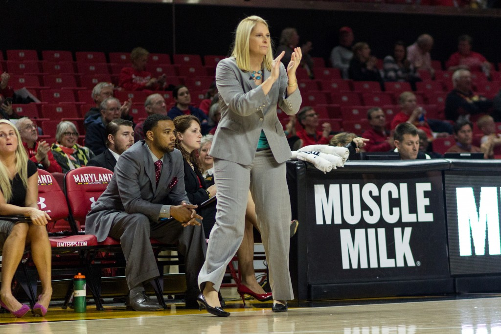 Maryland women's basketball announces 2018-19 conference ...