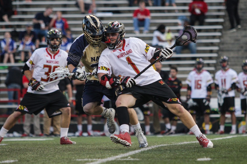 Attackman Matt Rambo Was One Of Five Maryland Lacrosse