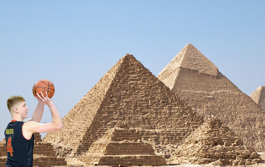 huerter pyraminds