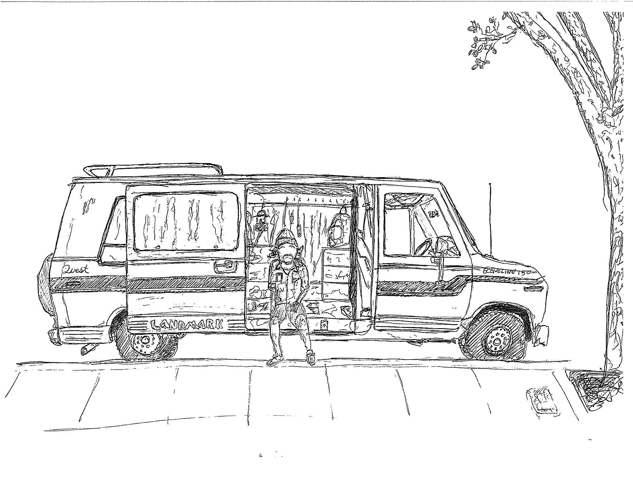 Van Sketch