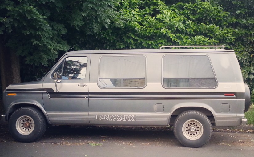 Why I Left a Comfy Job and Sweet Apartment in Ohio to Live in a Van in Portland