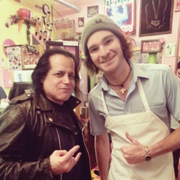 Pete meets Danzig