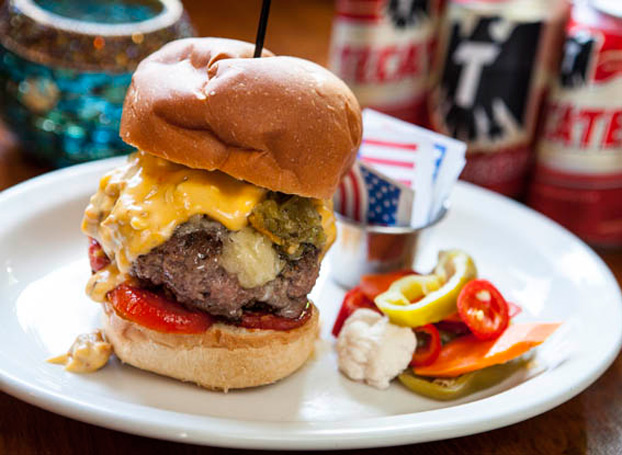 The 50 Plates: 50 Distinctive Foods from 50 States in Portland Restaurants