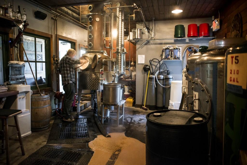 Edgefield Distillery (Daniel Cole)