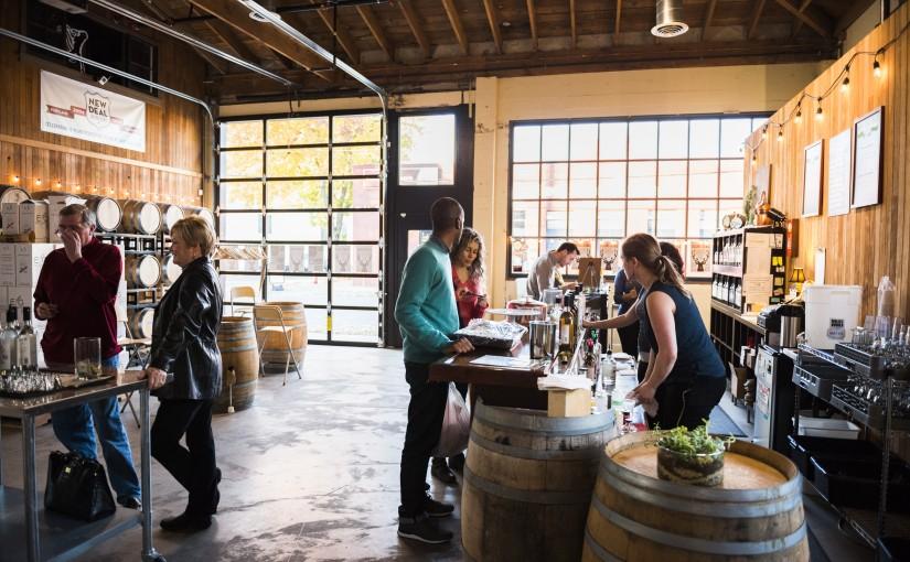 17 Portland-Area Distilleries