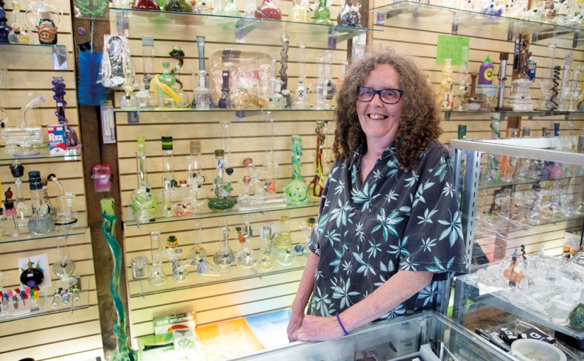How Is Legalization Affecting Old-School Head Shops?