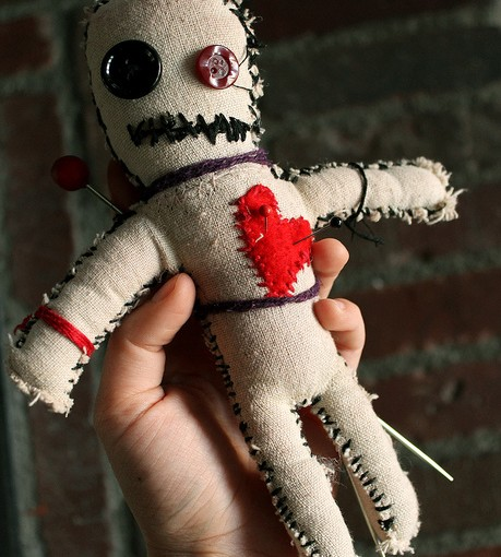 Voodoo Dolls and Dia de los Muertos at Tapalaya