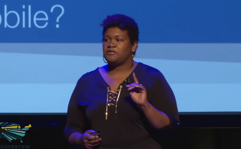 VIDEO: Latoya Peterson at TechFestNW 2015