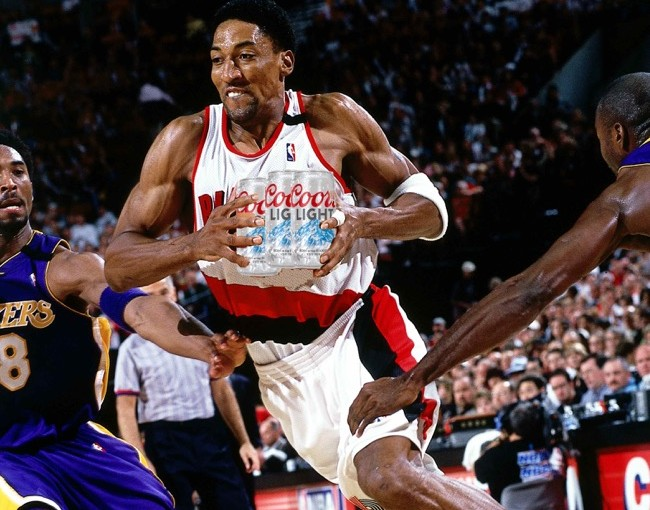 Just in Time for Halloween, Jason Quick Tells a Scary Story About Scottie Pippen