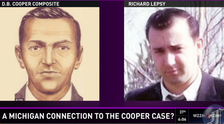 Is This Loafer-Wearing Guy From Michigan Actually D.B. Cooper?