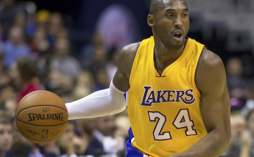 Kobe Bryant Calls Out Blazers Benchwarmer at Retirement Press Conference