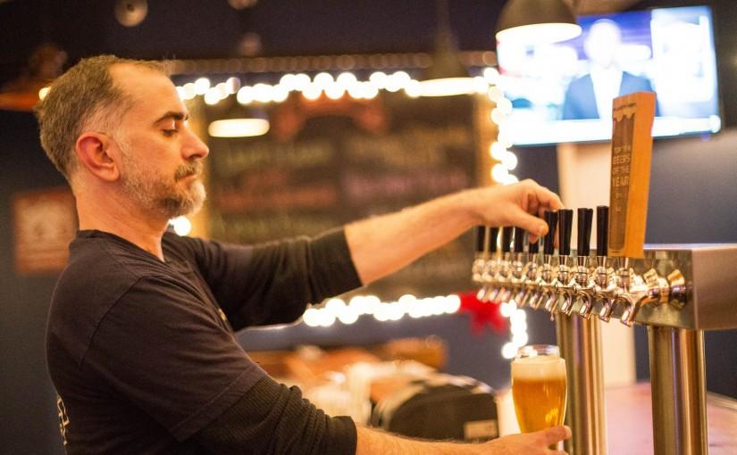 Beer Hall: Peche Fest, Zoiglhaus Oktoberfest, and Deschutes Vintage Night