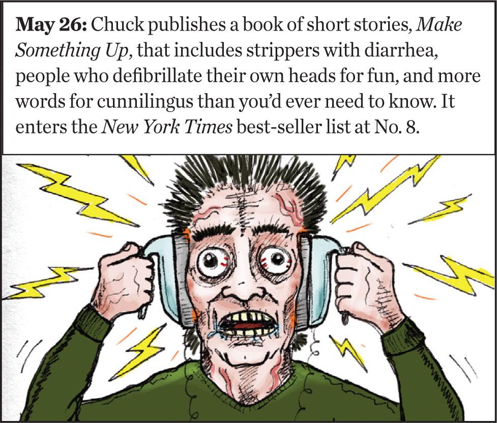 make something up chuck palahniuk pdf