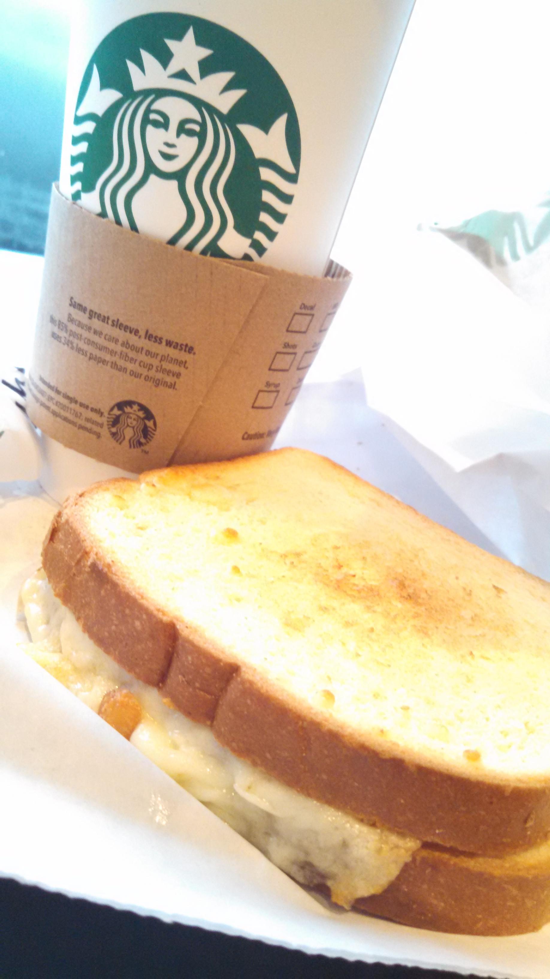 Haute N Ready Starbuck S Grilled Cheese Willamette Week