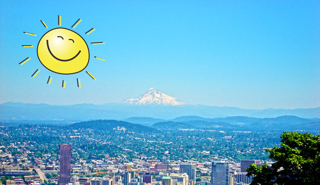 ... You Leave Work Right Now and Go Enjoy the Sunny Day? - Willamette Week