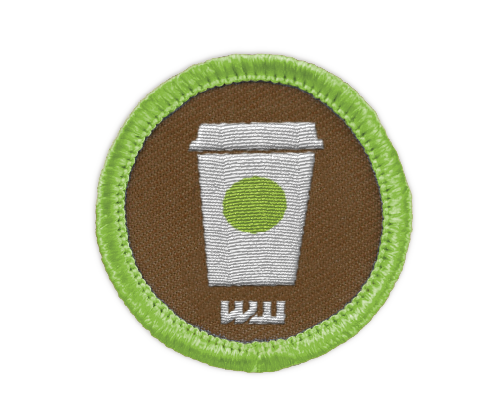 coffeebadge