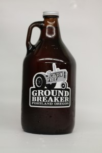 GroundbreakerIPA growler