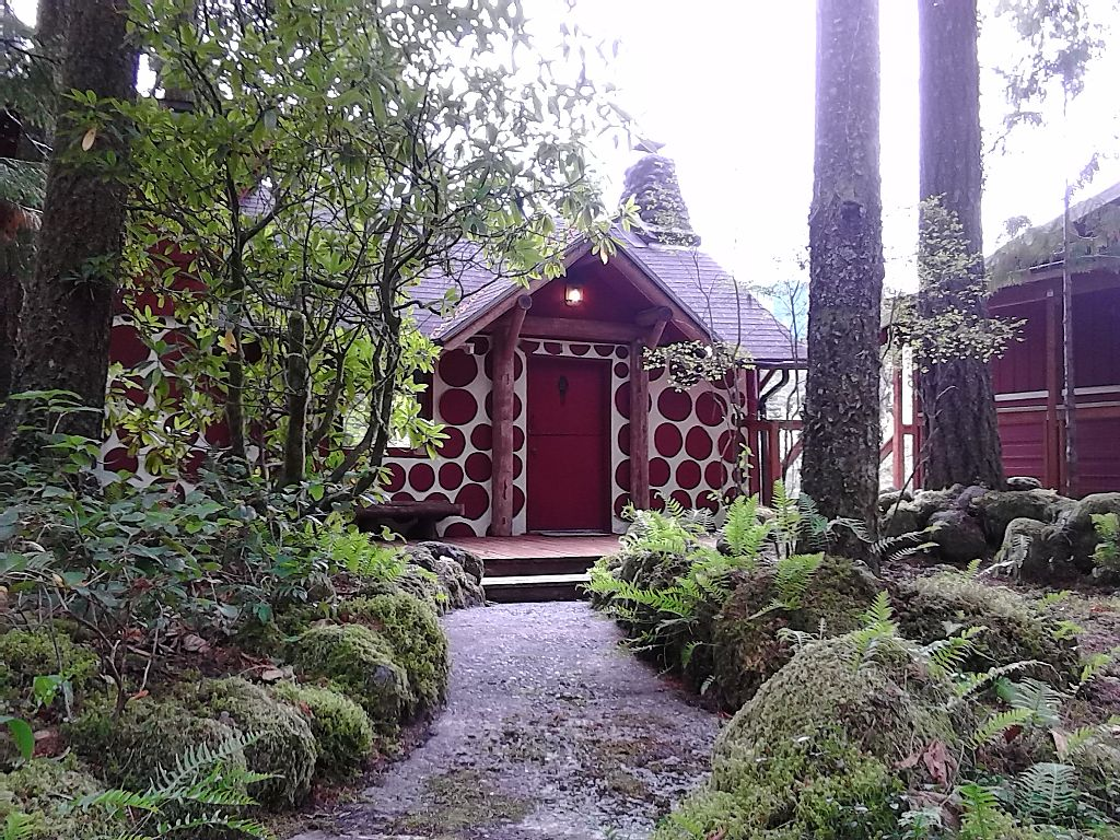 for on rent brightwood quiet location cabins cozy in rental mt hood vintage cabin