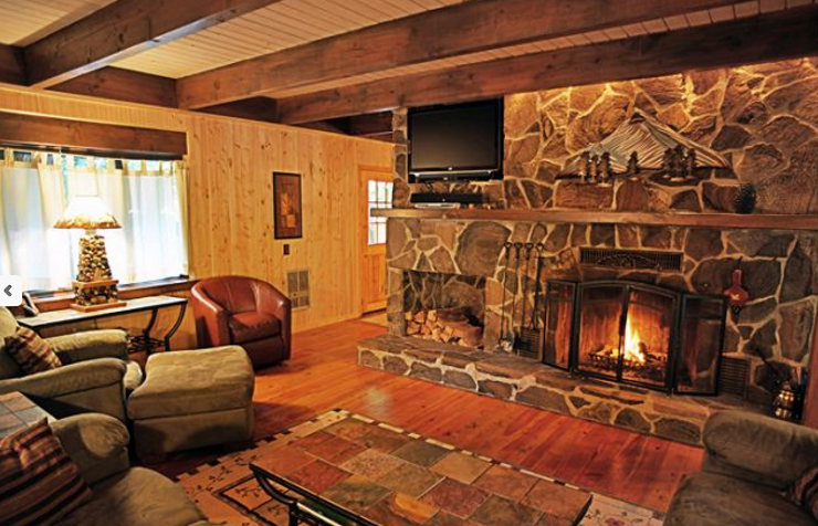 in rental it hideaway welches on secluded located creek mt cabin vacation at today book cabins pin is acres hood through rentals a oregon cedar