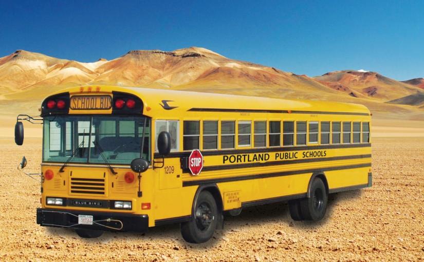 Murmurs: Hip-Hop is Back on Portland School Buses