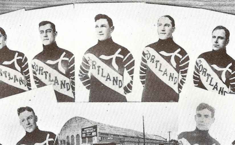 How 100 Years Ago the Portland Rosebuds Became the First American Team Engraved on the Stanley Cup