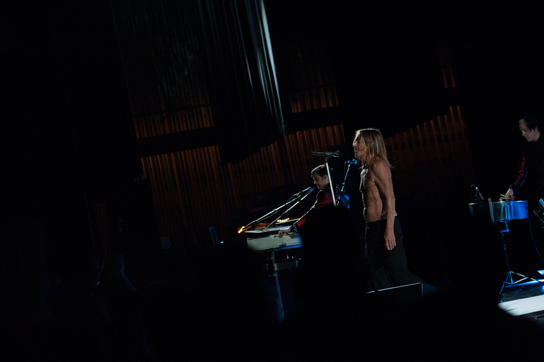 Iggy Pop, Keller Auditorium