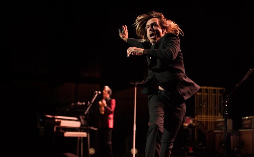 Iggy Pop Lusts for Life, Contemplates Death at Keller Auditorium