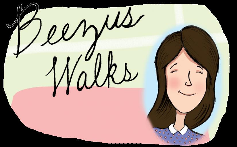 Beezus Walks