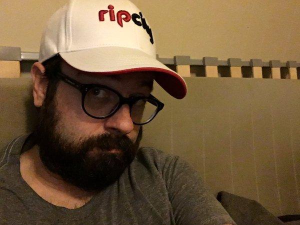 Aaron Mesh Sad Blazers Hat