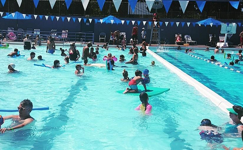 Swim in Portland's Public Outdoor Pools