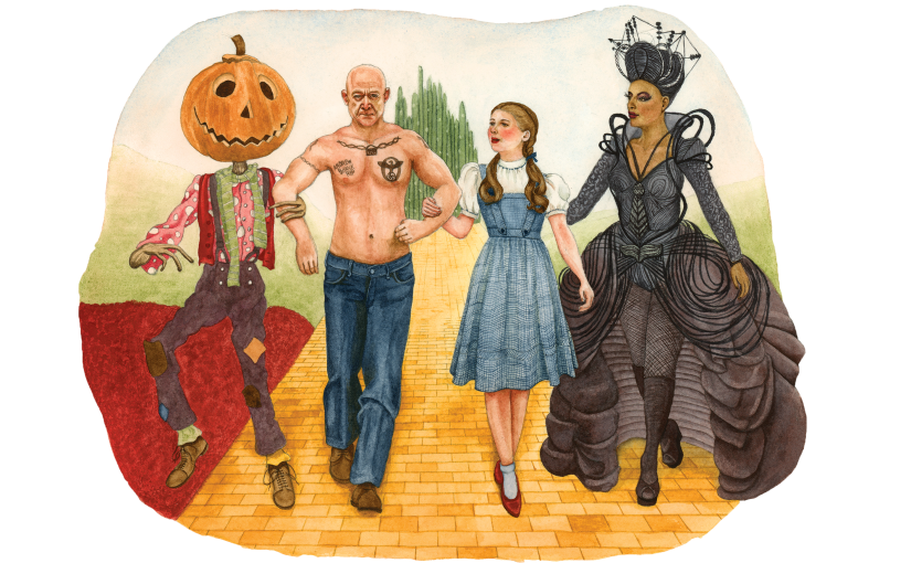 Wizard of Oz Adaptations, Ranked