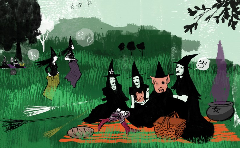 What You Should Bring to This Weekend's Pagan Potluck
