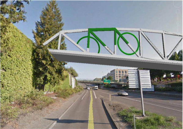 Remember How Sam Adams Wanted to Recycle the Sauvie Island Bridge as a Northwest Portland Bike Crossing?