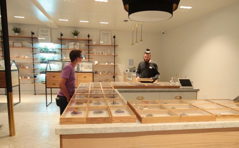 Portland Has Its Own Pot Shop Equivalent of Anthropolgie