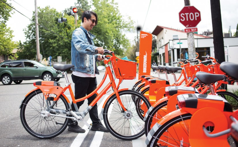 BikeTown Is a Rarity: A Portland City Service That Bars Users From Suing