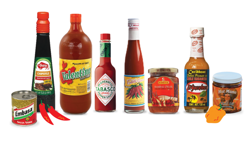 The Eight Essential Hot Sauces for Your Pantry