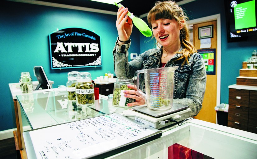 How to Hit Portland's Dispensaries on a Dime