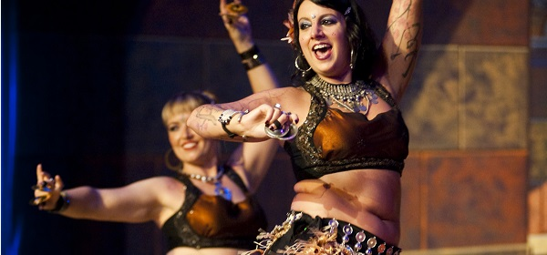 The Biggest Belly Dance Festival All Year Is This Weekend