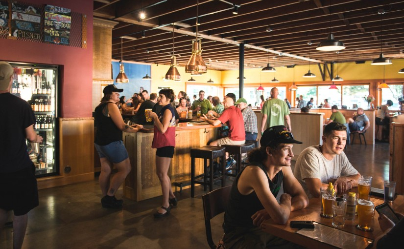 Following Trump Victory, Double Mountain Taproom Closes Temporarily in Apparent Despair