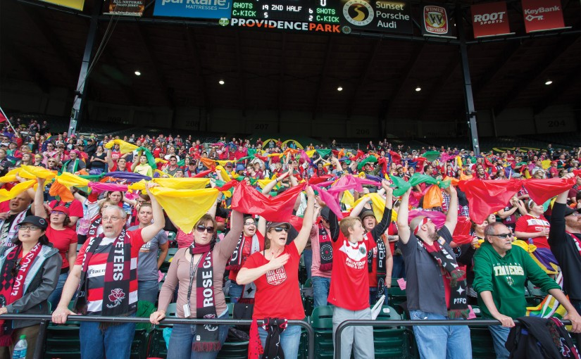 Why Portland Loves Women's Soccer Like No Other City