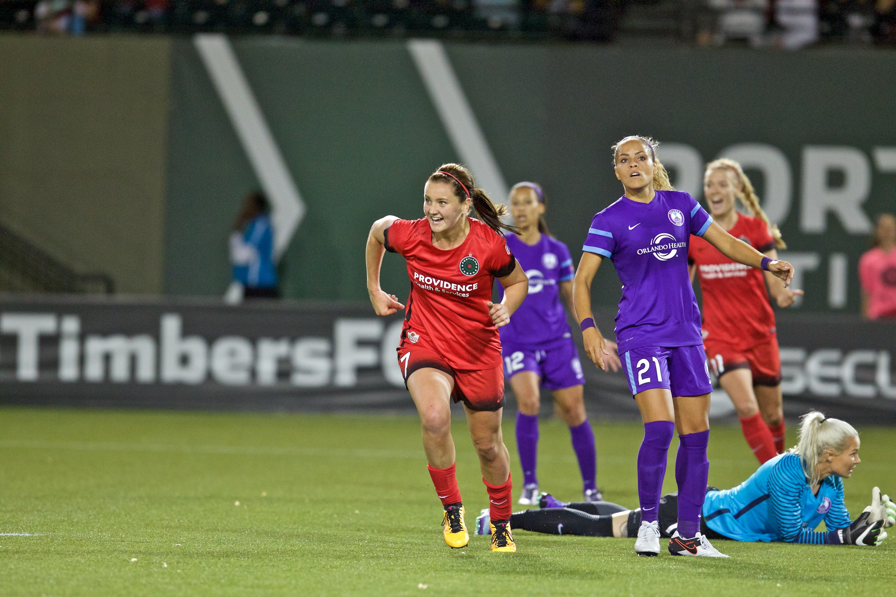 Lindsey Horan (Courtesy Thorns FC)