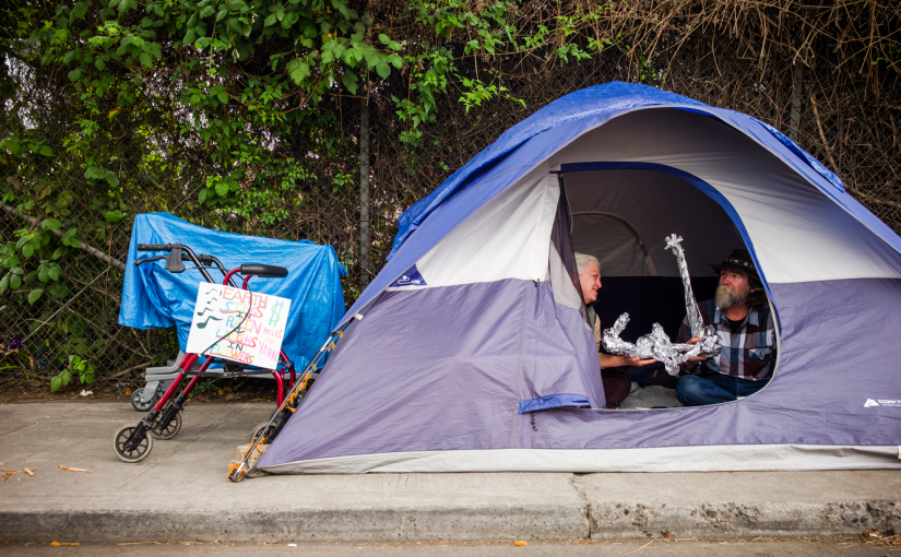 Where Can Homeless People Evicted From the Springwater Corridor Go Next?