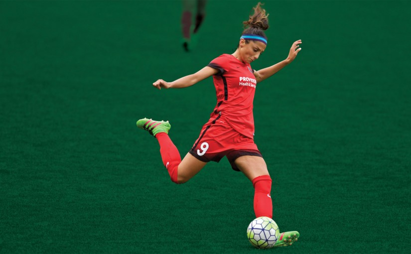 The Thorns' Newest Star is an Afghan Refugee Who Escaped the Taliban