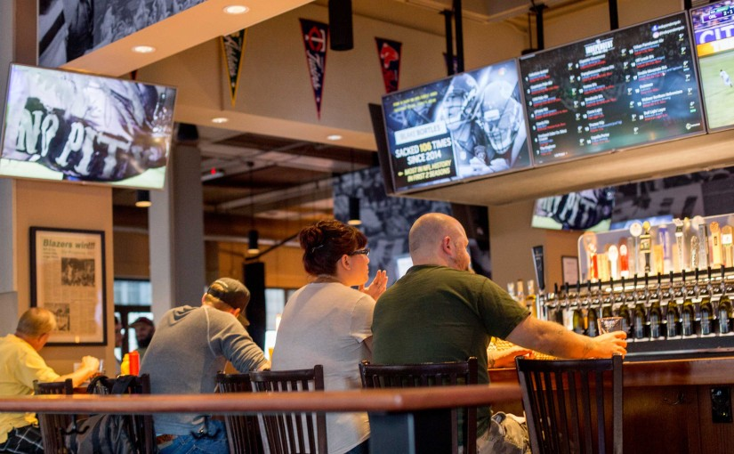 There's Now A Portland Mavericks-Themed Bar Downtown